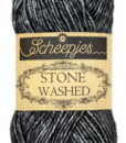 Scheepjes Stone Washed – 803 -Black Onyx