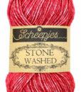 Scheepjes Stone Washed – 807 -Red Jasper