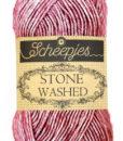 Scheepjes Stone Washed – 808 Corundum Ruby