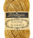 Scheepjes Stone Washed – 809 – Yellow Jasper