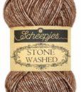 Scheepjes Stone Washed – 822 – Brown Agate