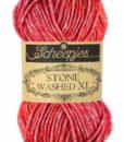Scheepjes Stone Washed XL – 847- Red Jasper