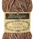 Scheepjes Stone Washed XL – 862 – Brown Agate
