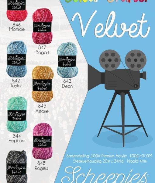 colour crafter velvet