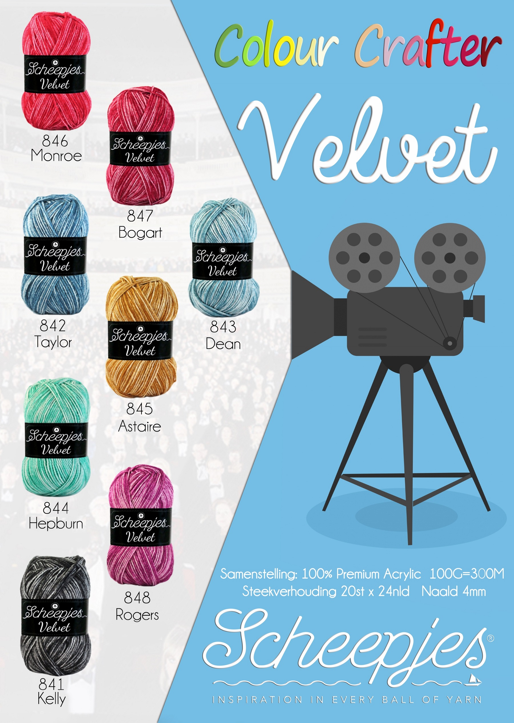 colour crafter velvet