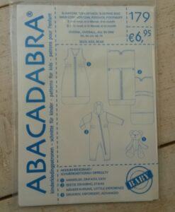 Abracadabra patroon 179