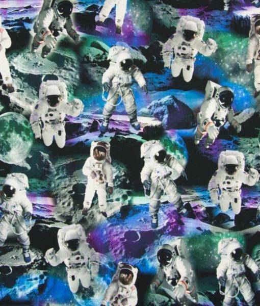 digitale tricot space walk