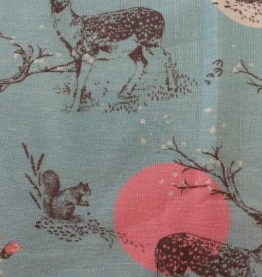 herten lichtblauw roze tricot hilco