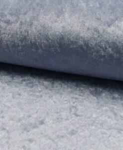 velours de panne jeansblauw