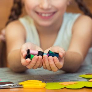 naailes voor kinderen