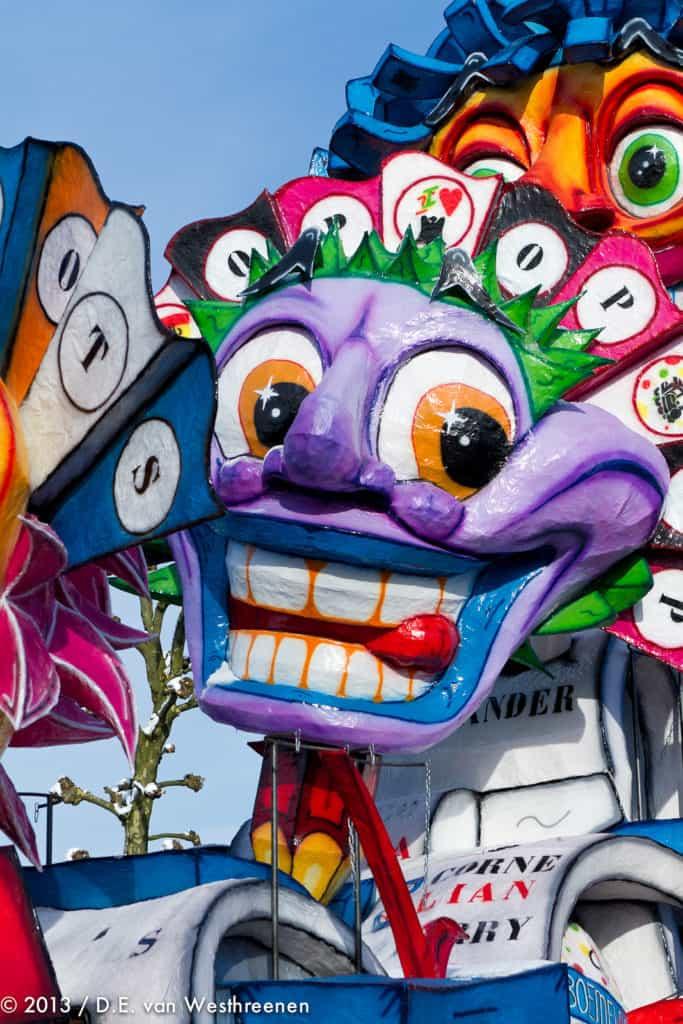 carnavalsstoffen bij Stof&Wol
