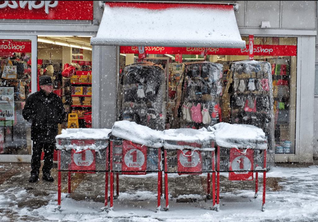 Winteruitverkoop Stoffenwinkel Stof & Wol