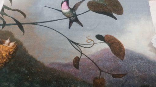 panel vogelpaar