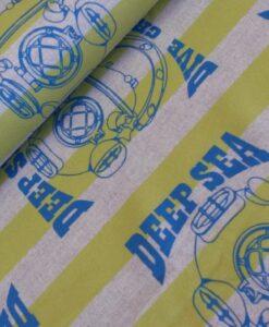 Duikboot tricot deap sea
