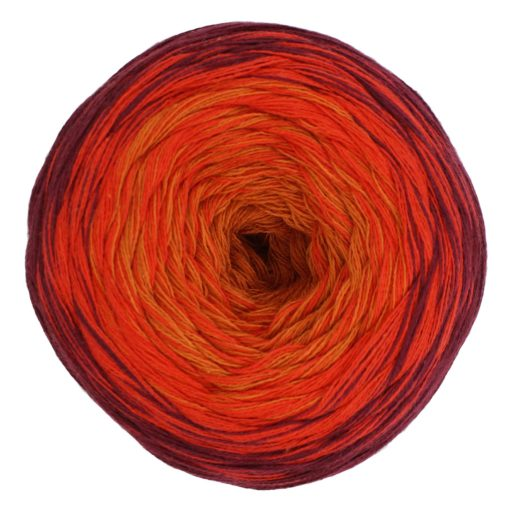 durable colourful bordeaux rood oranje