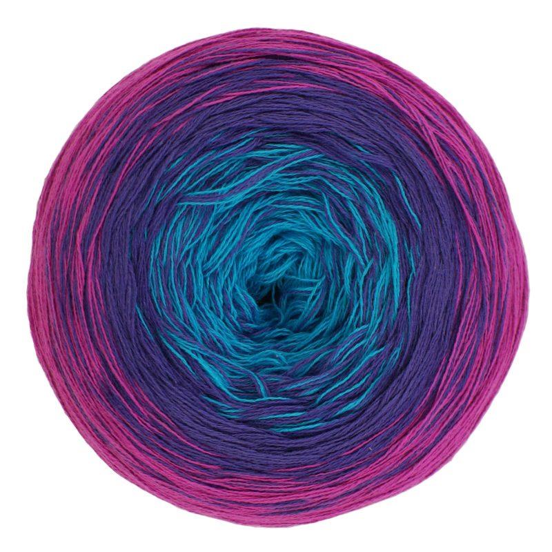 durable colourful fuchsia paars aqua