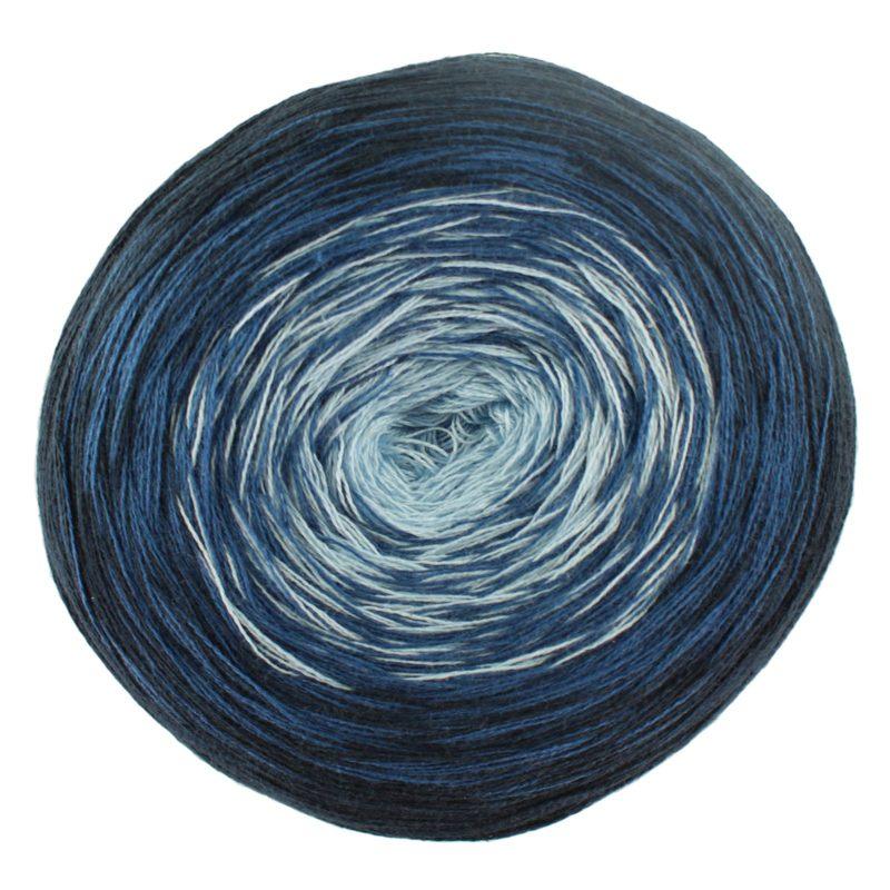 durable colourful donker naar lcihtblauw
