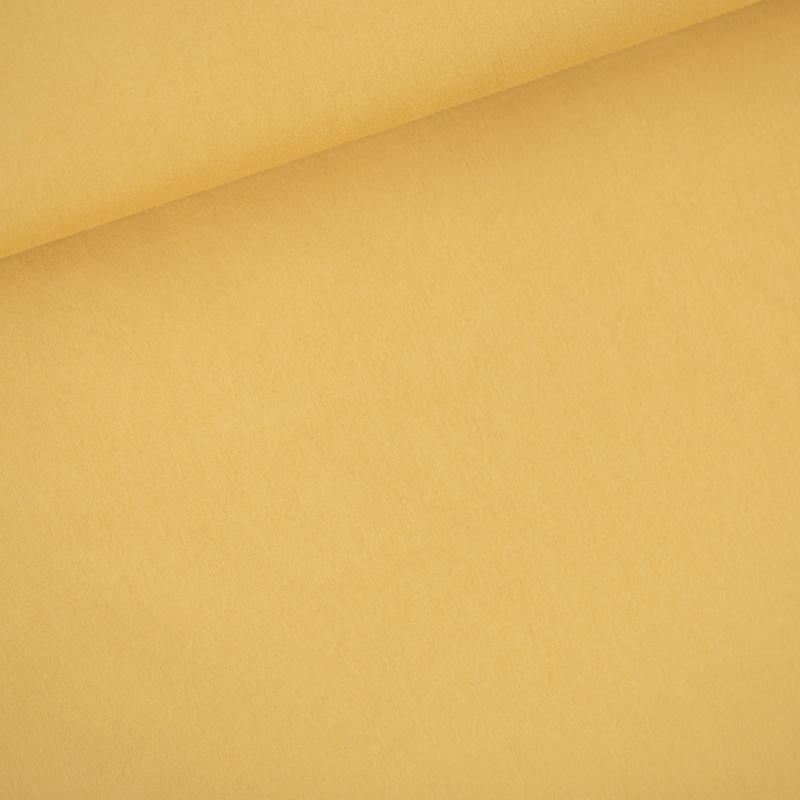 Mosterd oker katoen cotton lawn Sauterne