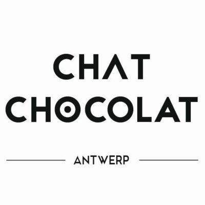 chat chocolat