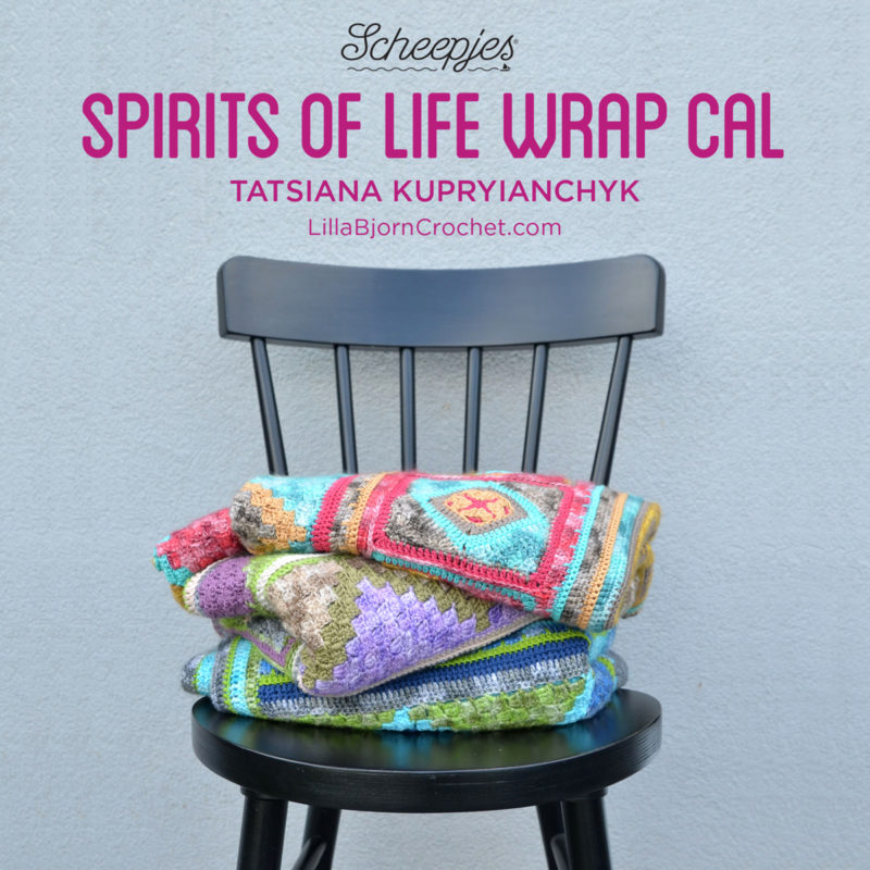 kit cal spirit of life wrap scheepjes
