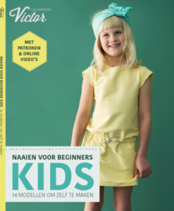 la maison vicotr naaien voor beginners kids start to sew kids