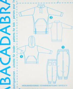 Abacadabra 190 patroon