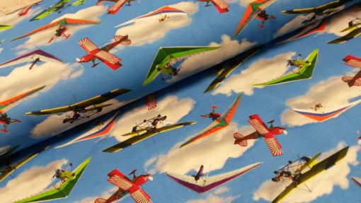 zweefvliegtuigen digitale tricot