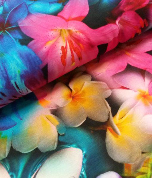 orchideeen digitale tricot