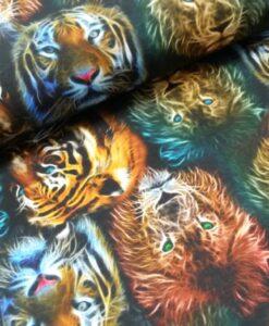 leeuwn tigers digitale tricot