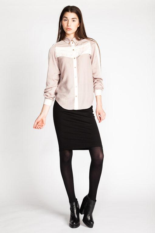patroon pattern wenona shirt or shirt dress named