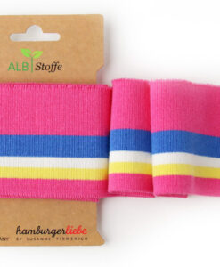 cuff me this summer roze wit geel baluw albstoffe Hamburgerliebe