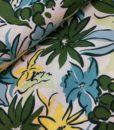 linnen viscoe balder groen geel blauw milliblus junglefever