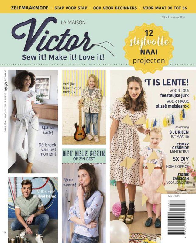 la maison victor maart april 2018 lmv