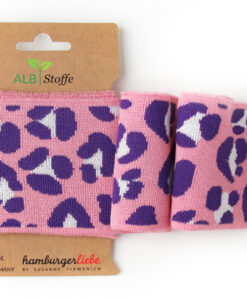 cuff me this summer icon luipaard roze paar boord hamburger liebe albstoffe