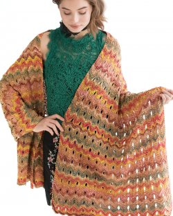 noro mirai shawl