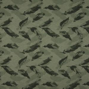 veren legegroen melange tricot qjutie