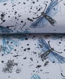 vlinders blwutnren sweattricot lovingly swafing