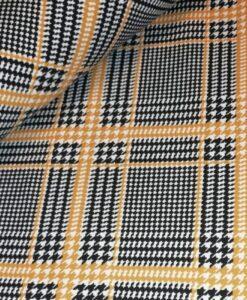 katoenen tricot prince de galles sarah