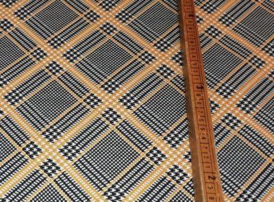 katoenen tricot Prince de Gales Sarah