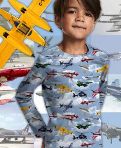 straaljagers digitale tricot flightplan poppy