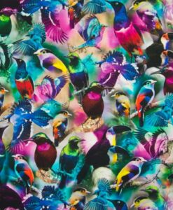 digitale tricot qjutie beautiful birds