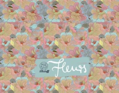 lillestoff fleurs modal jersey