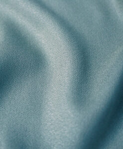 atelier brunette viscose crepe storm blauw