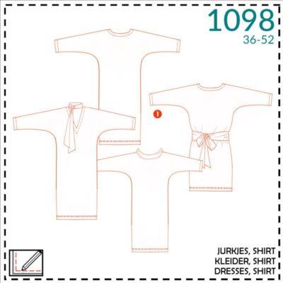 itsafits patroon 1098