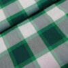 fibre mood charlie shirt viscose ruit groen