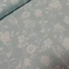 Lamaison victor Prue viscose bloemetje blauw wit