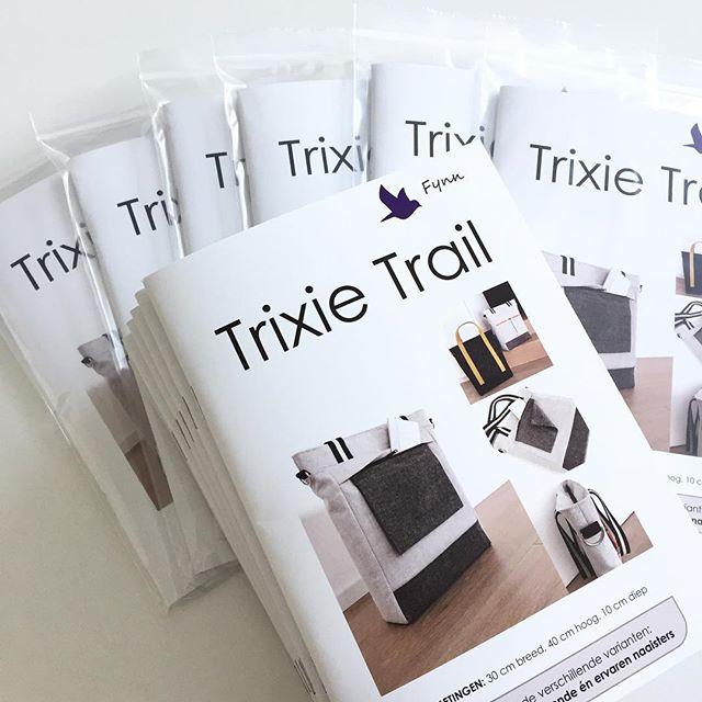 fynn trixie trail tas patroon
