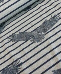 sam adelaar streep tricot eagle jersey