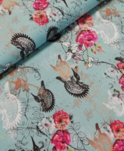 lillestoff flara und fauna modal tricot