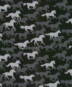 swafing vera katoenen trocot paarden grijs zwart horses